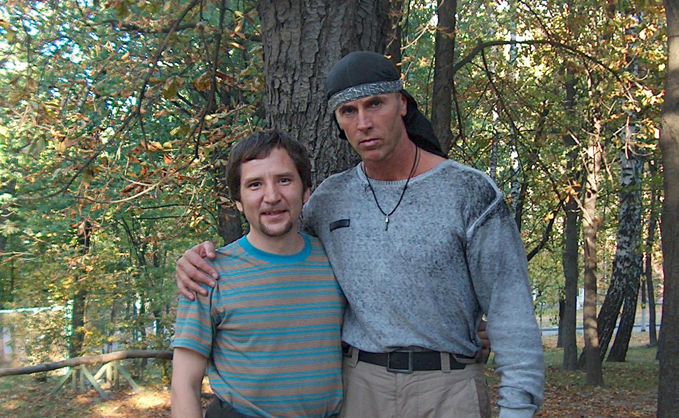 Юрий Семенов и Голтис